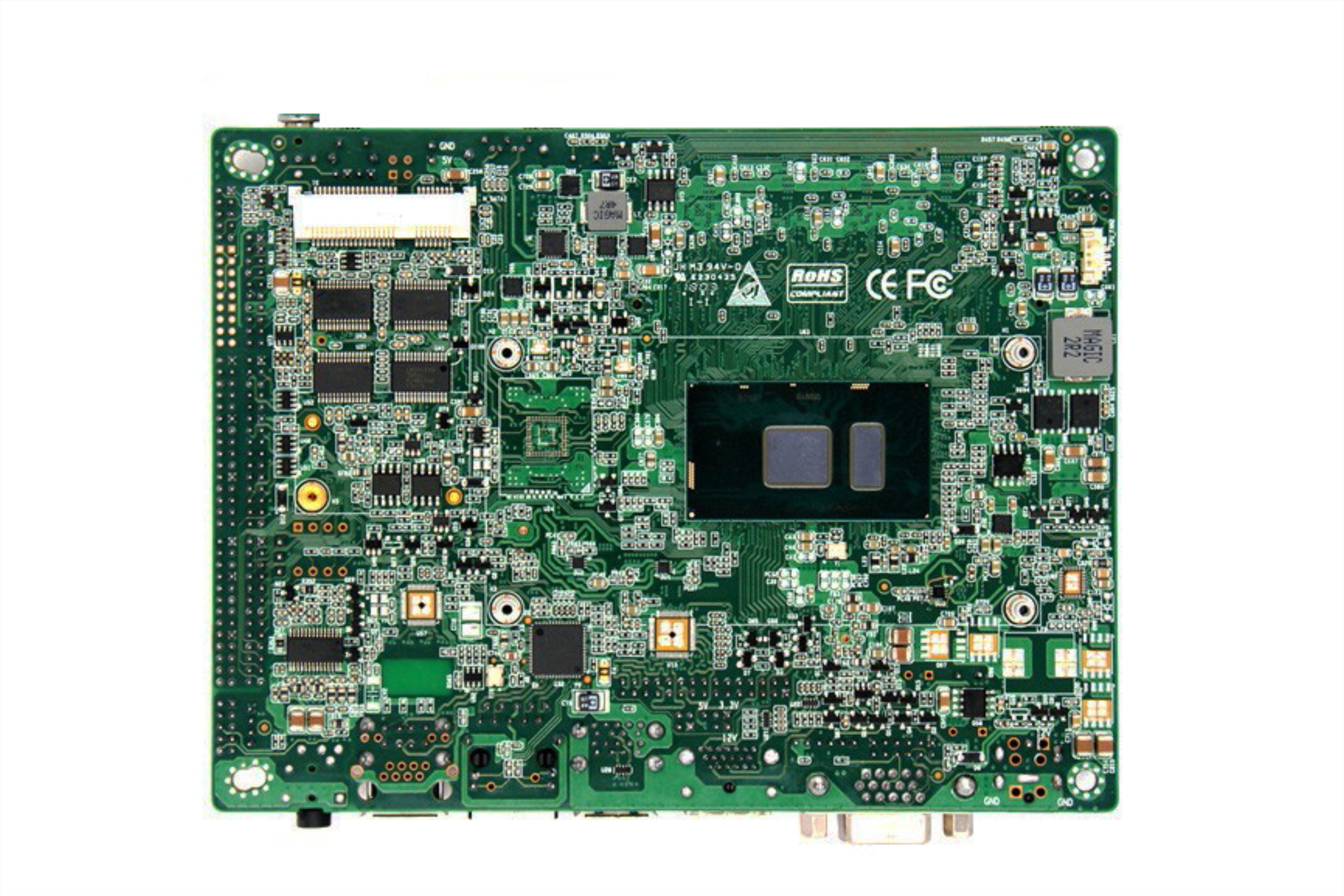 工业主板-第6代移动Skylake-U处理器